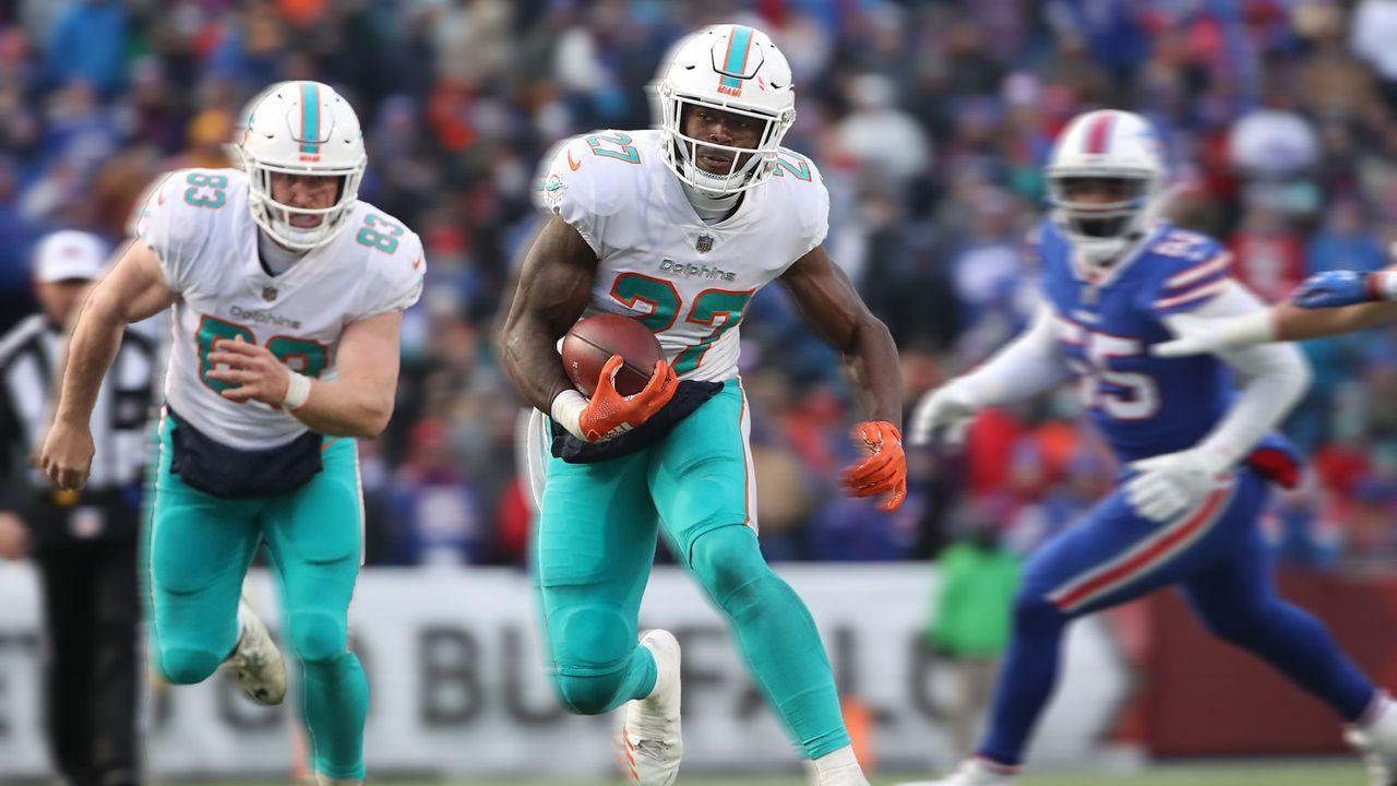 Miami Dolphins - Bildquelle: 2018 Getty Images