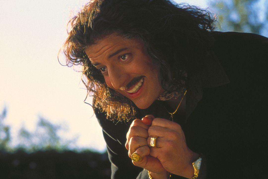 Elliots (Brendan Fraser) dritter Wunsch: als eiskalter Drogenlord seiner Geliebten das Herz brechen. Doch den Tücken seines Gewerbes sind keine Gren... - Bildquelle: The 20th Century Fox Film Corporation