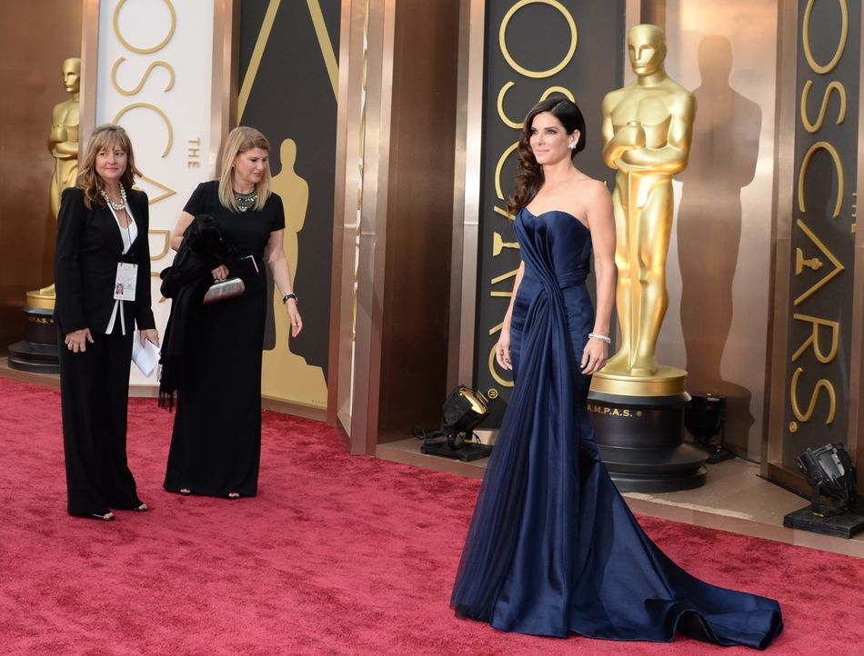 Sandra Bullock - Bildquelle: getty AFP