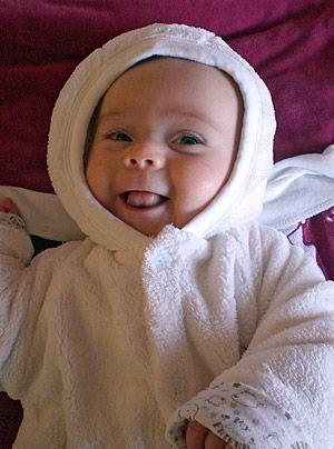 Danielas Tochter Leni - Bildquelle: Sat1