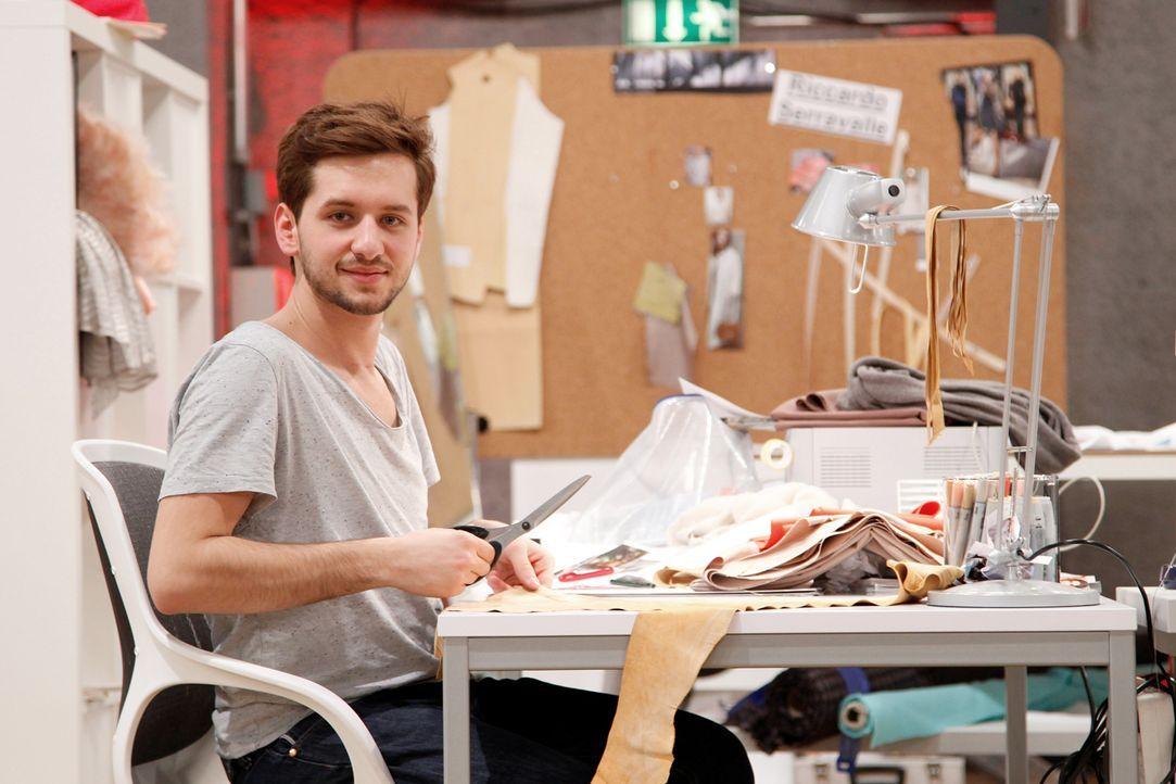 Fashion-Hero-Epi03-Atelier-54-Pro7-Richard-Huebner - Bildquelle: Richard Hübner / Pro 7