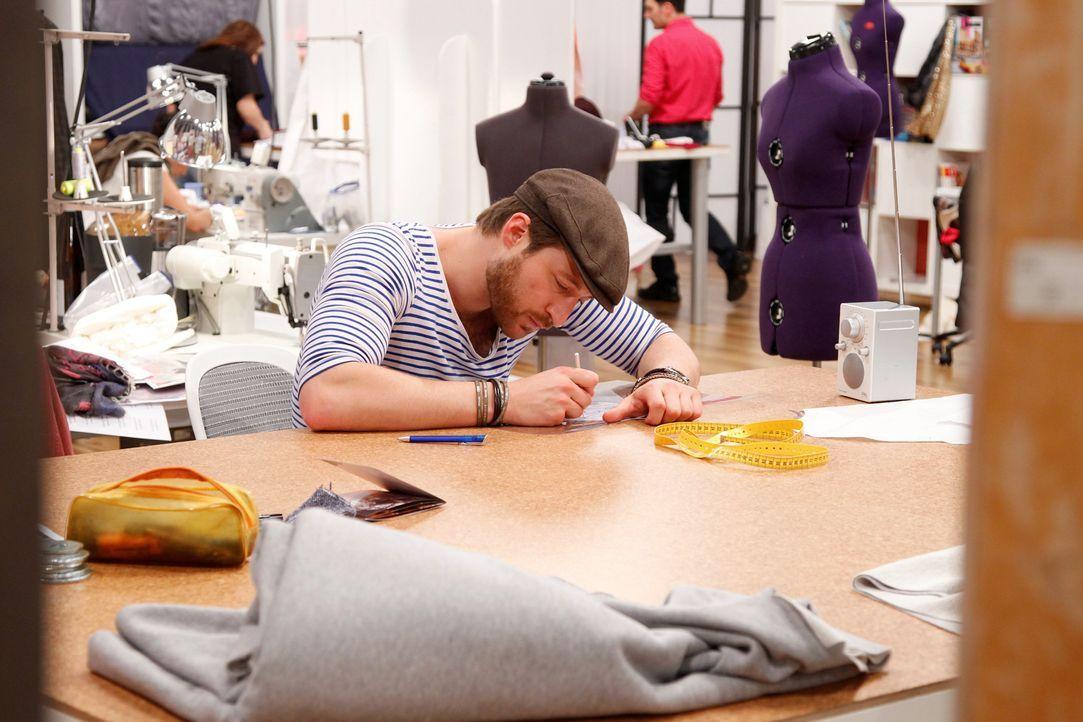 Fashion-Hero-Epi03-Atelier-58-Pro7-Richard-Huebner - Bildquelle: Richard Hübner / Pro 7