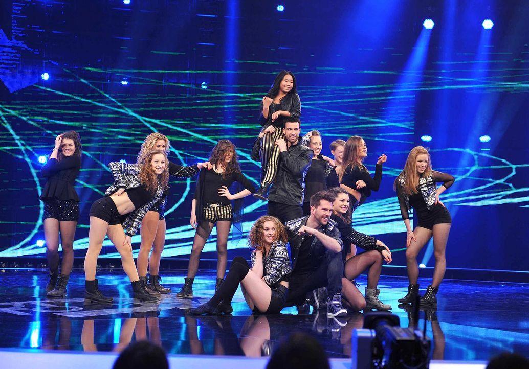 Got-To-Dance-Diced13-06-SAT1-ProSieben-Willi-Weber-TEASER - Bildquelle: SAT.1/ProSieben/Willi Weber