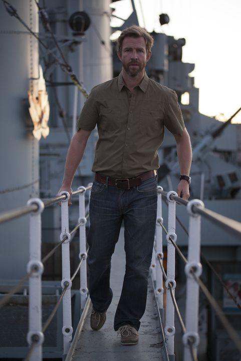 Auf seinen Missionen hat Max Hardberger (Matthew Alan Taylor) nie einen Menschen getötet und trotzdem viele gekaperte Schiffe aus den Händen von See... - Bildquelle: DHH Productions Inc.