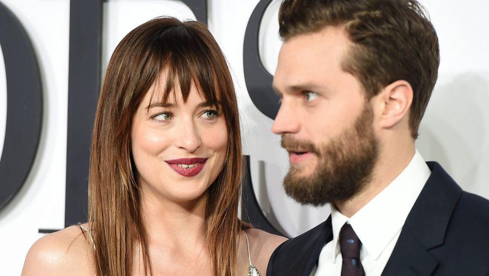 Jamie Dornan nackt in Fifty Shades of Grey 2?: Dakota
