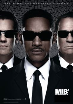 Men in Black 3 - MEN IN BLACK 3 - Artwork - Bildquelle: 2012 Columbia Picture...