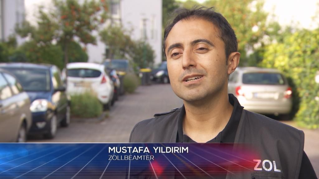 Zoll - Mustafa Yildirim - Bildquelle: SAT.1