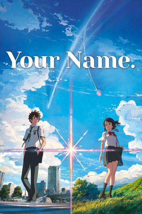 Your Name - Artwork - Bildquelle: 2016 TOHO CO., LTD. / CoMix Wave Films Inc. / KADOKAWA CORPORATION / East Japan Marketing & Communications,Inc. / AMUSE INC. / voque ting co.,ltd. /