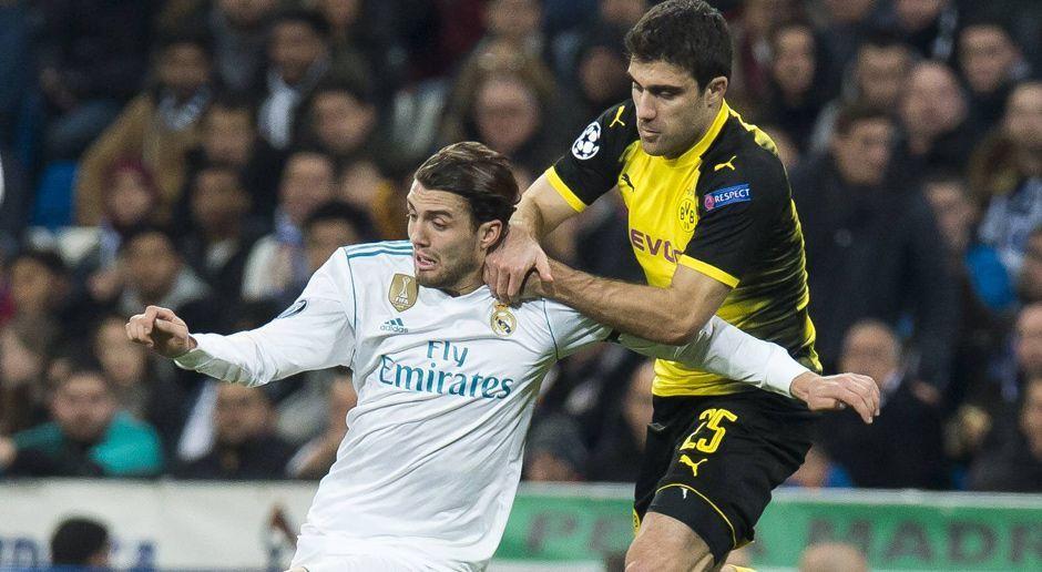 Sokratis (Borussia Dortmund) - Bildquelle: Imago