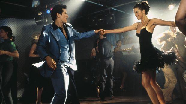 Nach außen wirken sie wie ein glückliches Paar, aber Vinny (John Leguizamo, l...