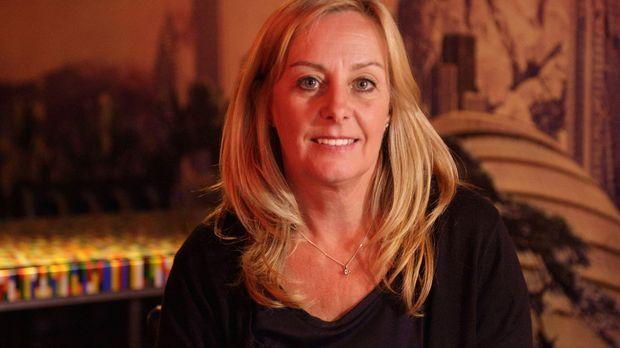 Cathy Ferrier, Chief Executive Office der Wohltätigkeitsorganisation Sentebal...