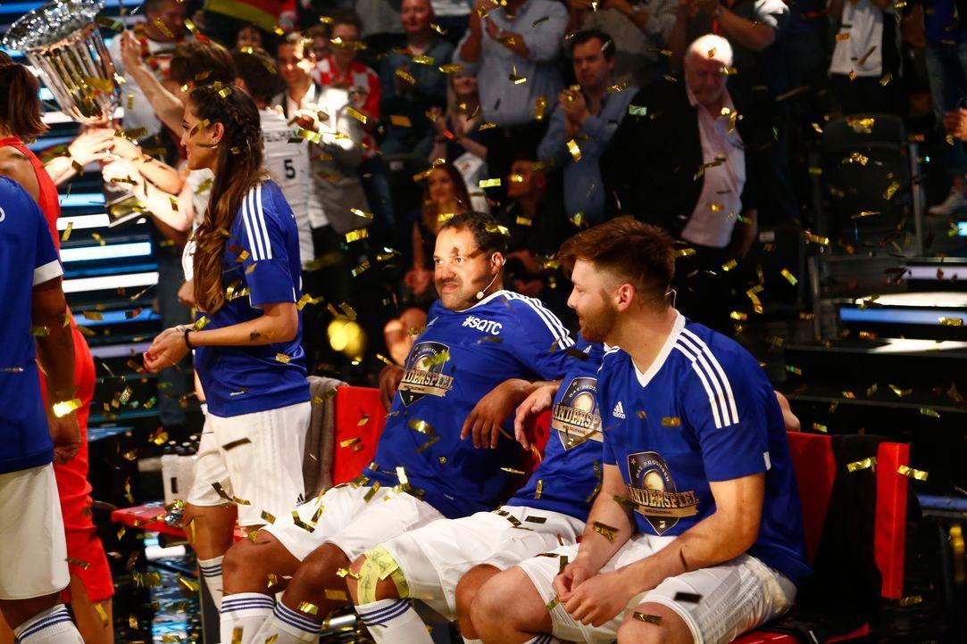 ProSieben Länderspiel_14 - Bildquelle: ProSieben