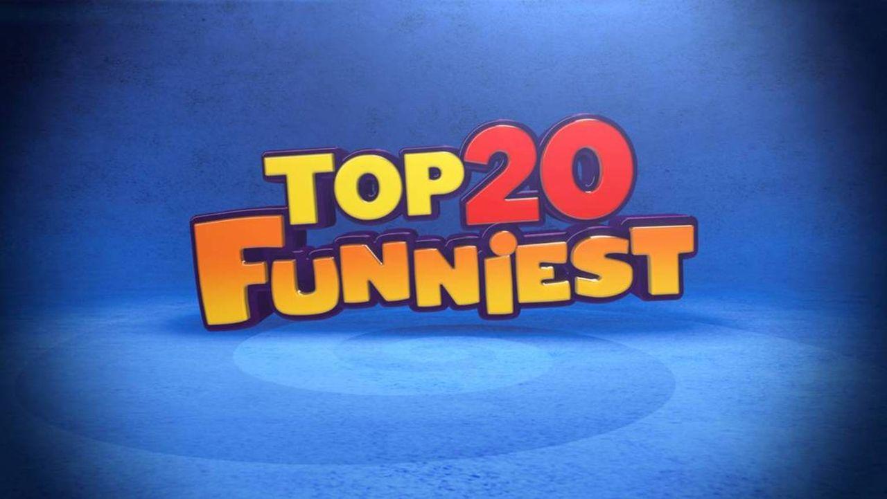 Top 20 Funniest - Logo
