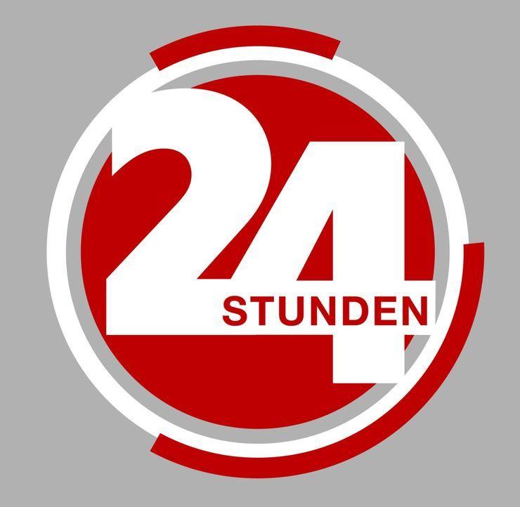 24 Stunden - Logo - Bildquelle: Sat.1