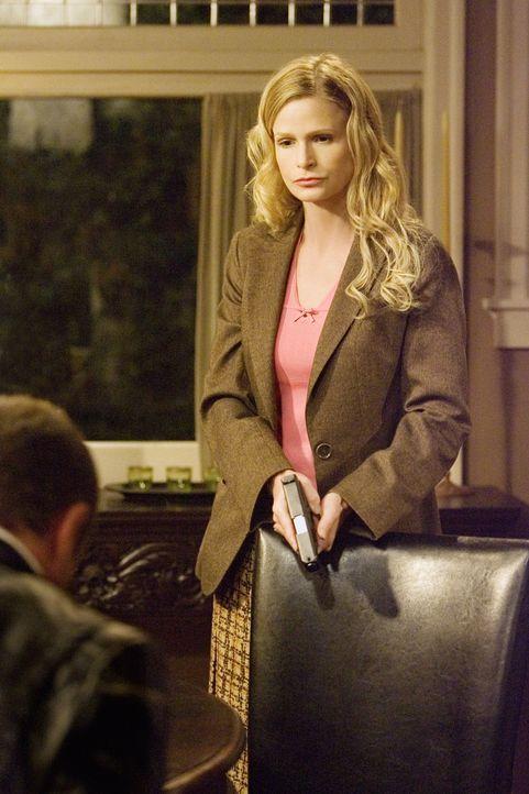 Ein neuer Fall wartet auf Brenda (Kyra Sedgwick) und ihr Team ... - Bildquelle: Warner Brothers