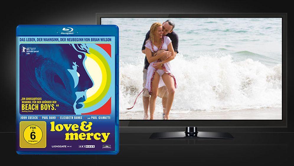 Love & Mercy (Blu-ray Disc) - Bildquelle: Arthaus / STUDIOCANAL