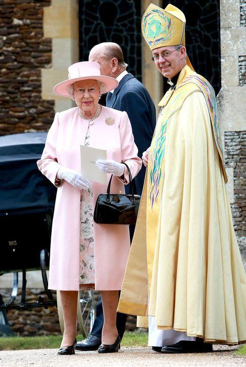 Taufe-Prinzessin-Charlotte-15-07-05-15-AFP - Bildquelle: AFP