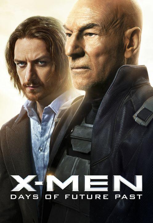 X-MEN: ZUKUNFT IST VERGANGENHEIT - Plakat - Bildquelle: 2013 Twentieth Century Fox Film Corporation.  All rights reserved.  Not for sale or duplication.