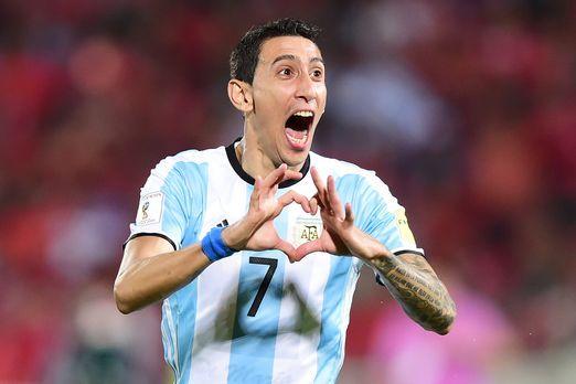 Argentinien-Angel-Di-Maria-160325-AFP - Bildquelle: AFP