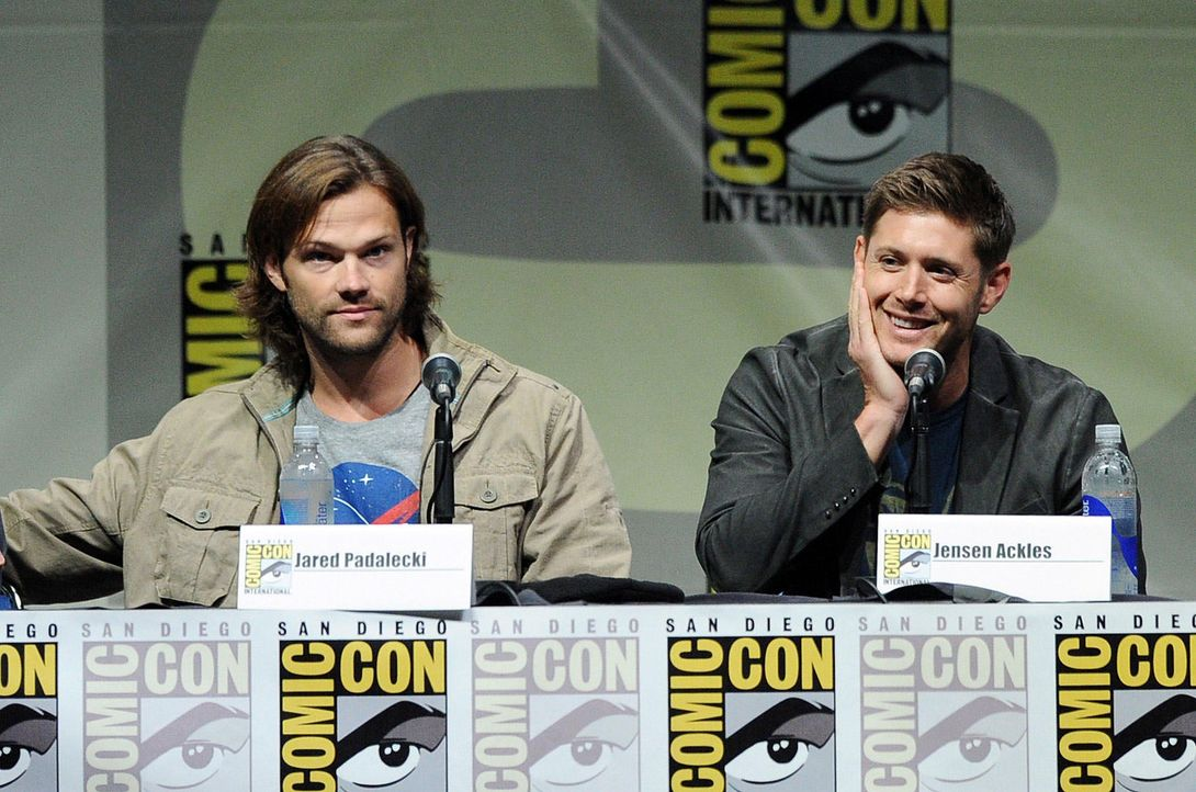 Comic-Con-Jared-Padalecki-Jensen-Ackles-13-07-21-getty-AFP.jpg 1632 x 1081 - Bildquelle: getty-AFP
