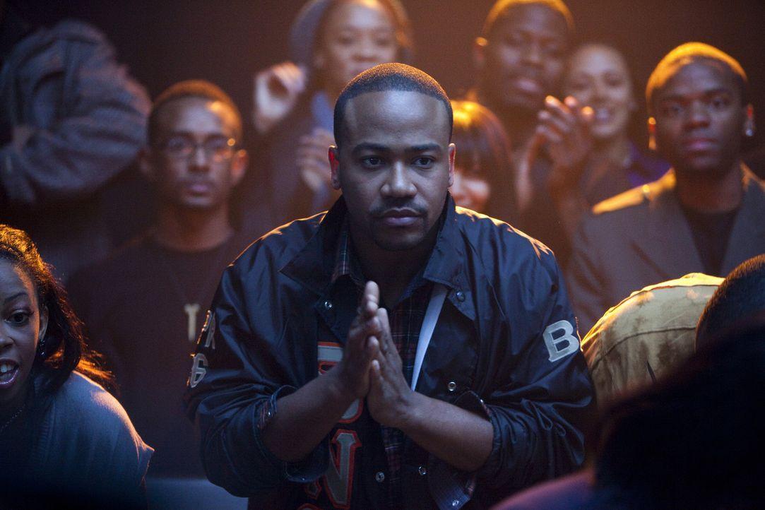 DJ Williams (Columbus Short) hat einen klaren Favoriten, aber hat dieser eine wirkliche Chance? - Bildquelle: 2010 Sony Pictures Worldwide Acquisitions Inc. All Rights Reserved