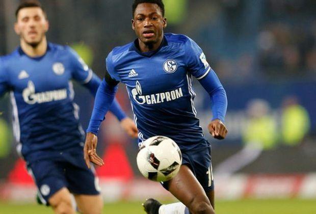 Baba bestritt 21 Pflichtspiele für Schalke 04
