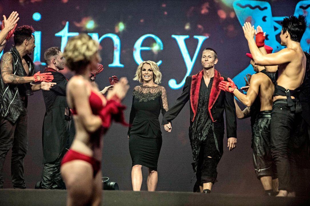Britney Spears Dessous-Kollektion - Bildquelle: dpa