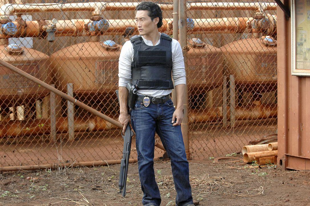 Ein neuer Mordfall beschäftigt Chin (Daniel Dae Kim) und seine Kollegen ... - Bildquelle: TM &   2010 CBS Studios Inc. All Rights Reserved.