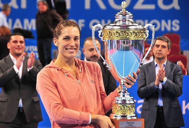 Tournament of Champions, Sofia - Bildquelle: imago/Xinhua