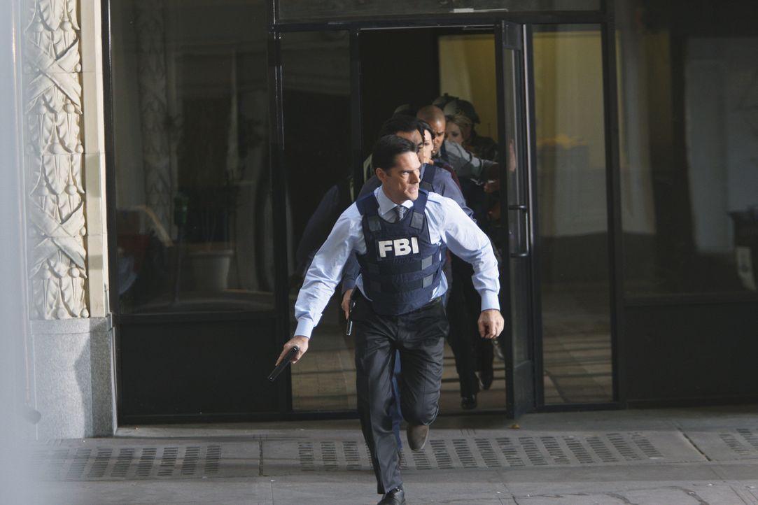 Der Reaper Foyet ist nach Washington zurückgekehrt. Das BAU-Team setzt alle Kräfte frei, um ihn zu finden. Allerdings drängt die Zeit, denn der V... - Bildquelle: Touchstone Television