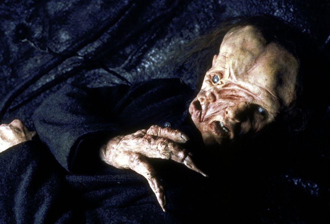 """Der """"Große Mutato"""" ist das Ergebnis eines misslungenen Genexperimentes, das ein neuzeitlicher Dr. Frankenstein durchgeführt hat. - Bildquelle: TM +   2000 Twentieth Century Fox Film Corporation. All Rights Reserved."""