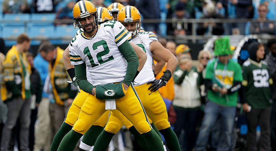 Platz 1: Green Bay Packers (NFC North) - Bildquelle: 2017 Getty Images