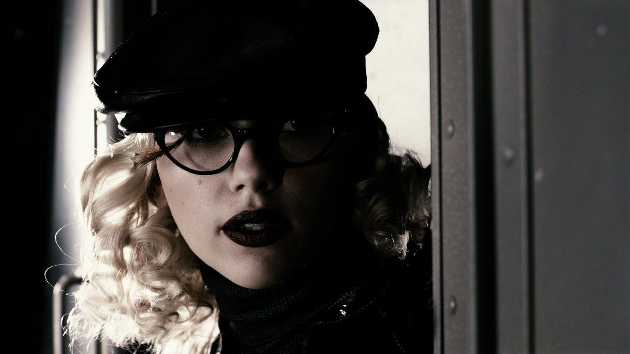 Erfreut sich an Allmachtsphantasien und Weltherrschaftsträumen: Silken Floss (Scarlett Johansson) ... - Bildquelle: 2008   CPT Holdings, Inc. All Rights Reserved.
