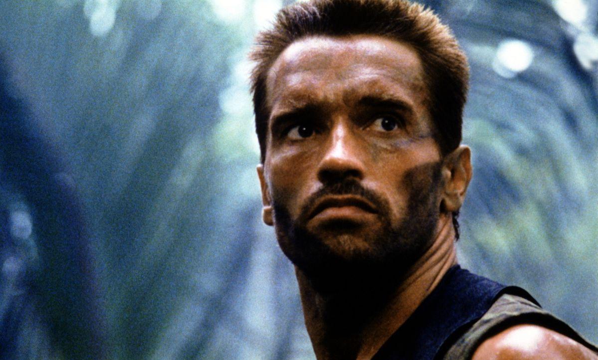Kann US-Major Dutch Schaefer (Arnold Schwarzenegger) die unausweichliche Konfrontation mit dem Ungeheuer überleben? - Bildquelle: 20th Century Fox Film Corporation
