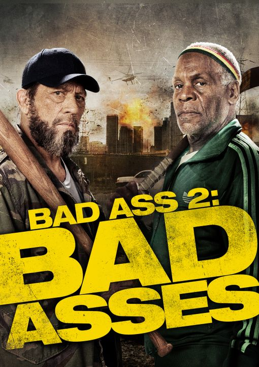 BAD ASS 2: BAD ASSES - Artwork - Bildquelle: 2013 Lazer Nitrate, LLC.  All rights reserved.