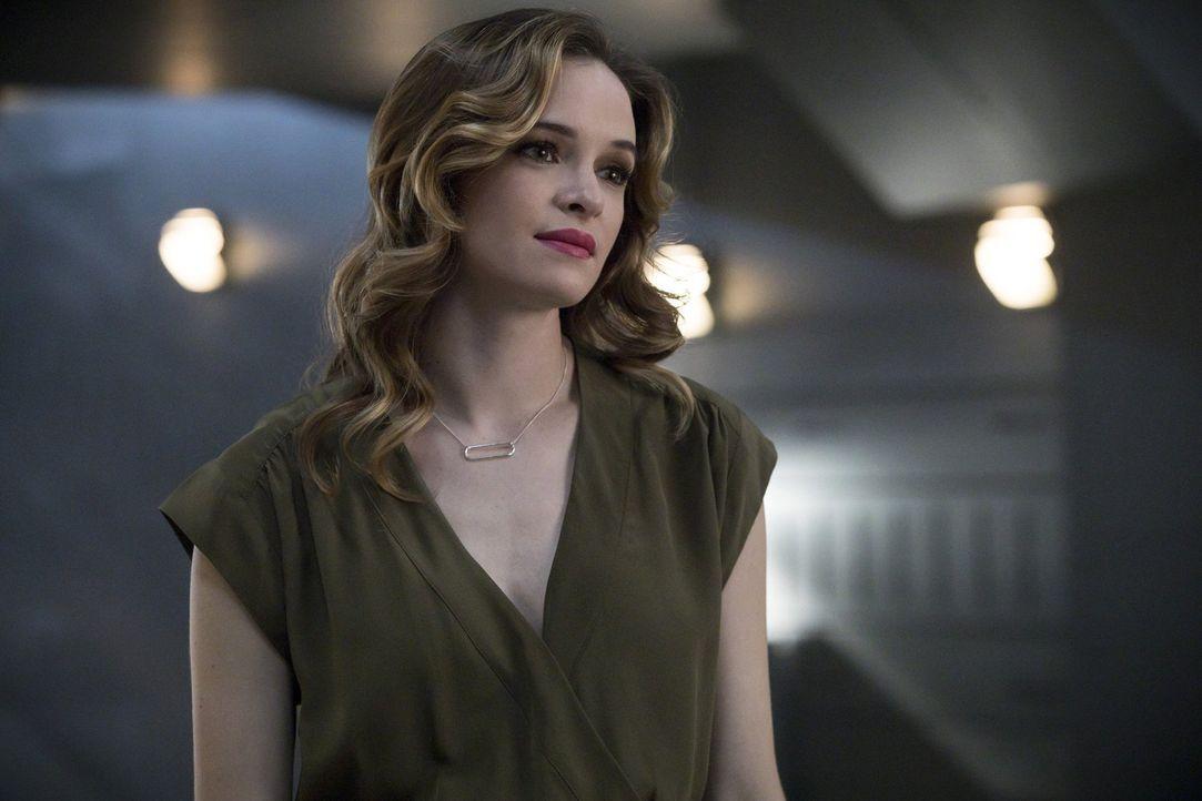 Hat Caitlin (Danielle Panabaker) ihre Kräfte wirklich unter Kontrolle? - Bildquelle: 2017 Warner Bros.