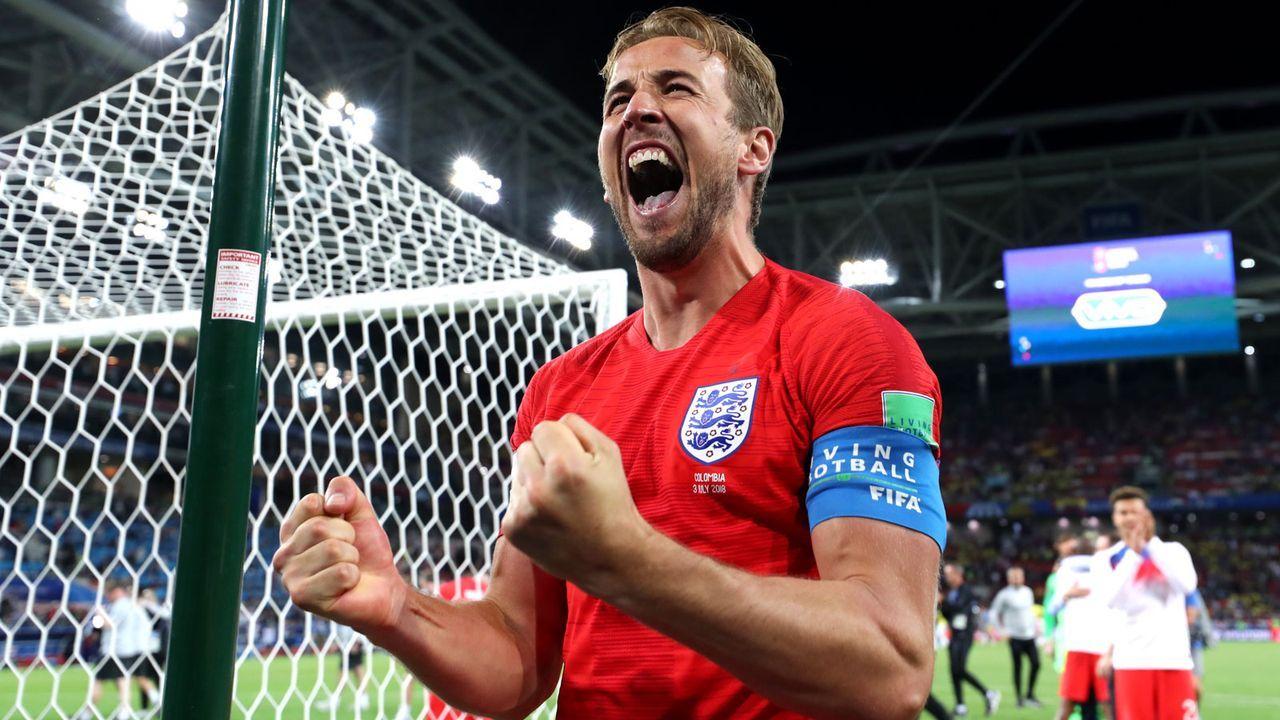 Golden Boot: Harry Kane (England) - Bildquelle: 2018 Getty Images