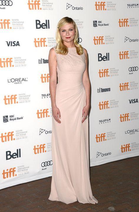 Kirsten Dunst beim Toronto Film Festival - Bildquelle: AFP