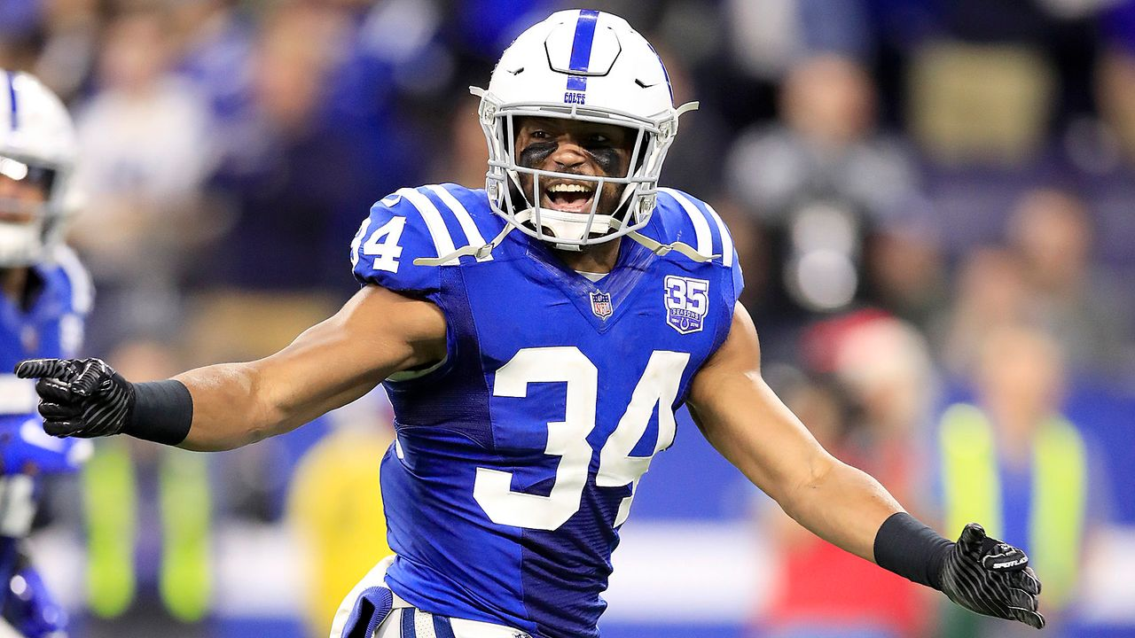 Indianapolis Colts: Mike Mitchell - Bildquelle: Getty Images
