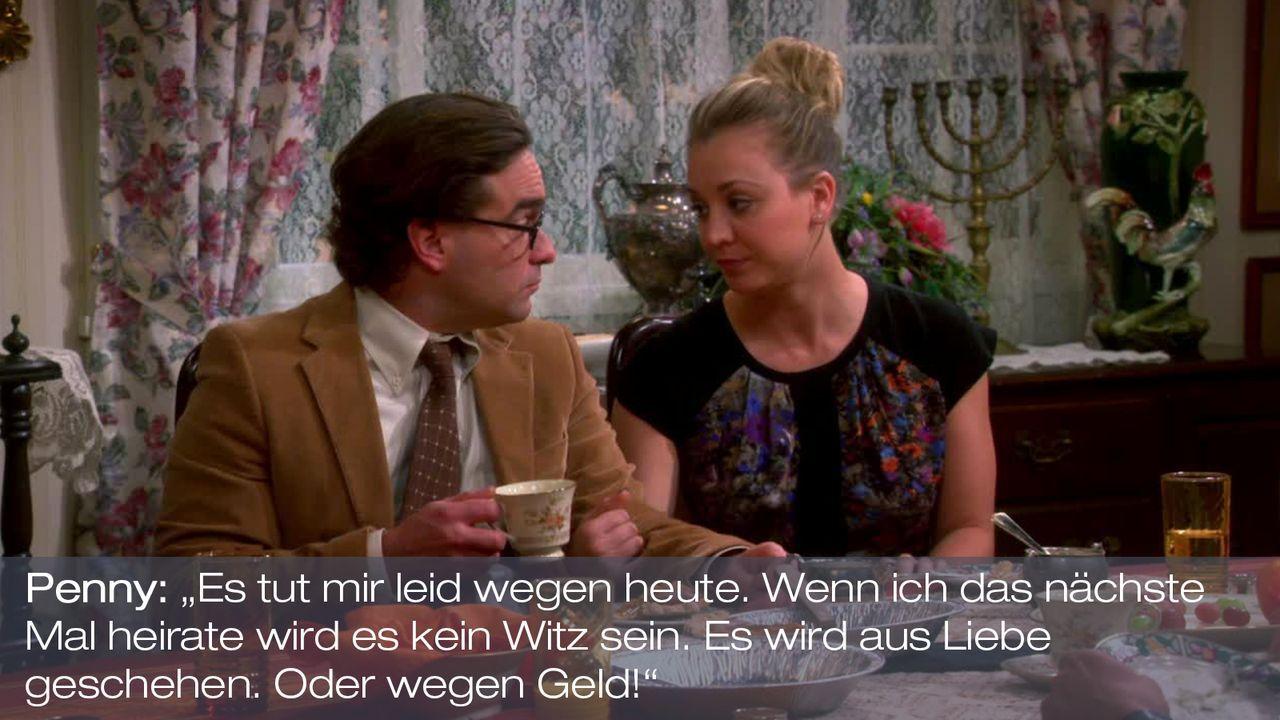 Staffel 7 Folge 9 - Zitat 7 - Bildquelle: Warner Bros. Television