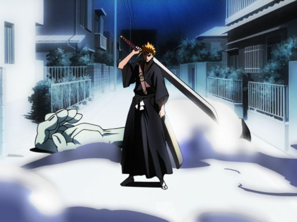 Nachdem im Jenseits und auch im Diesseits unheimliche Dinge geschehen, müssen Ichigo (Bild) und Rukia der Ursache dafür auf den Grund gehen. Viel Ze... - Bildquelle: Tite Kubo / Shueisha, TV TOKYO, Dentsu, Pierrot.