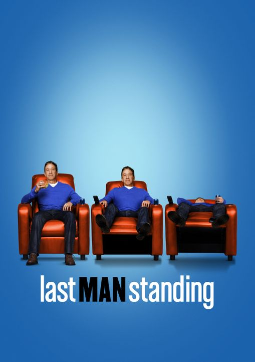 (3. Staffel) - LAST MAN STANDING - Plakat - Bildquelle: 2013 Twentieth Century Fox Film Corporation. All rights reserved.