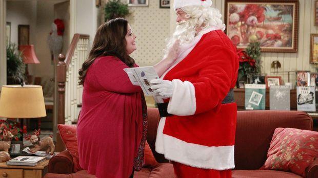 Ein ganz besonderes Weihnachtsfest steht vor der Tür: Mike (Billy Gardell, r....