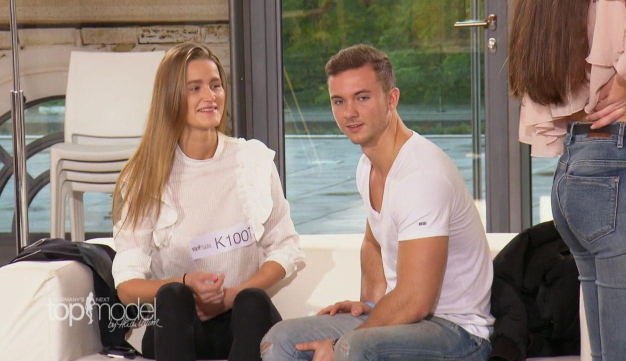 GNTM-S12-Sendung01-Casting-Koeln47 - Bildquelle: ProSieben