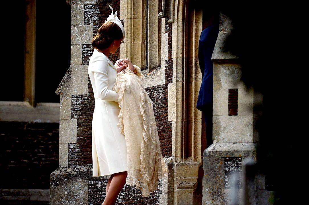 Taufe-Prinzessin-Charlotte-15-07-05-21-AFP - Bildquelle: AFP
