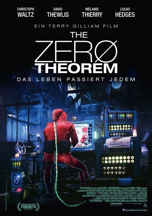 the-zero-theorem-plakat-Concorde - Bildquelle: Concorde Filmverleih