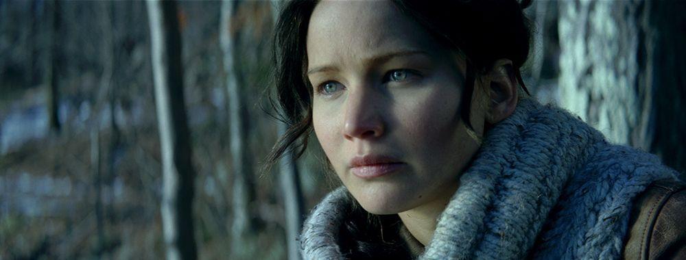 Jennifer Lawrence spielt Katniss Everdeen - Bildquelle: Studiocanal