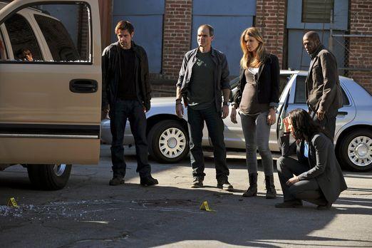 Criminal Minds: Team Red - Ermitteln in einem neuen Fall: John (Michael Kelly...
