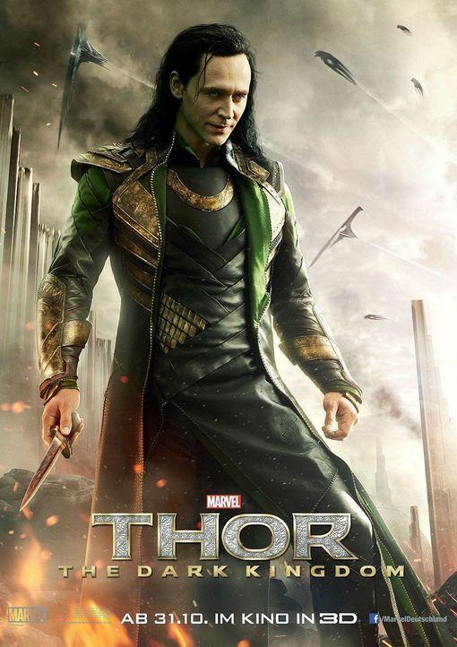 Loki - Hilfe vom bösen Bruder - Bildquelle: Marvel