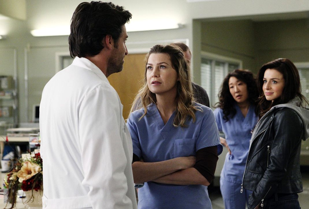 Grey\'s Anatomy - Staffel 07 - Folge 03 - Freaks
